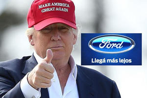 Ford Plans To Defy Trump By Moving Small Car Production To Mexico