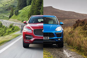 Porsche Should Watch Its Back Because The F-Pace Is Gaining Fast
