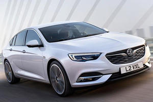 This Is The New Buick Regal (Just Ignore The Weird Badge)