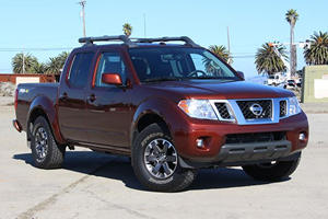 2016 Nissan Frontier PRO-4X Crew Cab Review: We Had To Eat Our Words After A Week Driving This