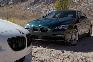 Alpina B6 Vs. BMW M6 Is The 1,200-HP Matchup We've Been Itching To See