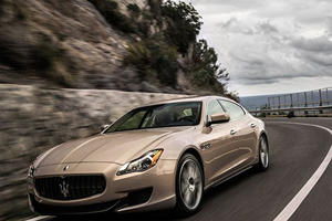 Turns Out Maserati Is Really Terrible At Making Backup Cameras