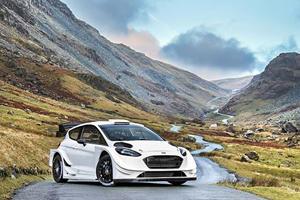 The M-Sport Fiesta WRC Car Is A Bonkers Pocket Rocket With 380 HP