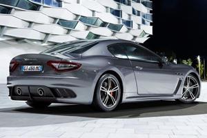 Maserati GranTurismo Stolen From Dealership By Cunning Scammer