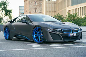 BMW Confirms Full M Version i8 Is Coming: Get Ready For The BMW i8M