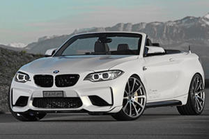 This Is The First BMW M2 Convertible In The World