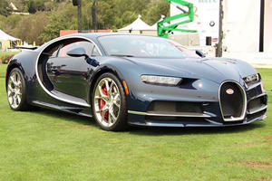 Bugatti Tells Us Why The Chiron Is Better For Not Being A Hybrid