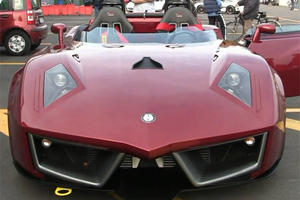 Video: Spada Codatronca Monza on the Track