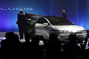 The Lucid Motors Air Targets Tesla With 1,000 HP And 400 Miles A Charge