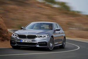 Get Your Deposit Ready: This Is How Much The New BMW 5 Series Will Cost
