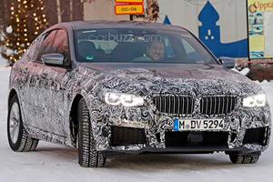 BMW Driver Dons Massive Grin While Testing The M Sport 6 Series GT
