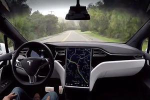 Secret 'Shadow Mode' Watches You Drive To Improve Tesla's Autopilot