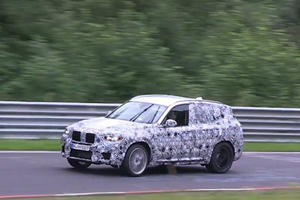 Has The Mean Little BMW X3 M Been Spotted At The Nurburgring?