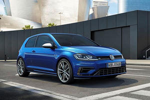 Volkswagen Gives The European Golf R An Update And Power Boost