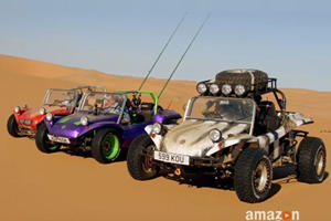 First 'The Grand Tour' Special Features Beach Buggies In Africa