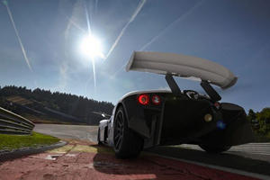 An Automaker You've Never Heard Of Is Targeting The Nurburgring Record