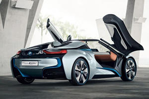 The Facelifted BMW i8 Will Have More Power And Even Better Range