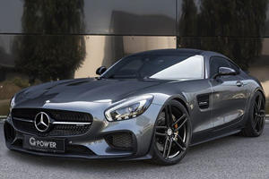 G-Power Beats AMG To Black Series GT With 610-HP Mercedes-AMG GT S