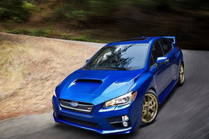 The Subaru WRX STI Won't Be Redesigned Until 2020