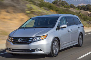 Over 600,000 Honda Odysseys Recalled For Multiple Safety Issues