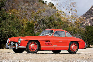 Why Was This Mercedes 300SL Locked In An Aircraft Hanger For 40 Years?