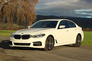 2017 BMW 5 Series First Drive Review: Is It Really A Game-Changer?
