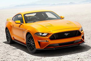 This Is Ford's Dumb Reason For Not Revealing The 2018 Mustang At Detroit