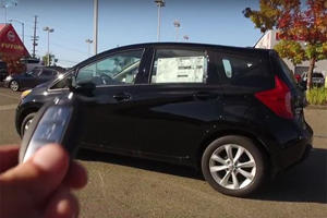 The 2017 Nissan Versa Note Is The New Car With A Used Car Price