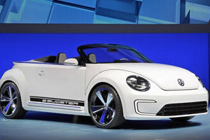 Unless It's Electrified The Iconic Volkswagen Beetle May Be Killed Off