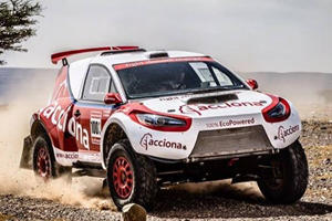 An Electric Car Conquered The Dakar Rally For The First Time