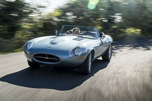 Meet The Eagle Spyder GT: The Most Exquisite Jaguar E-Type Ever