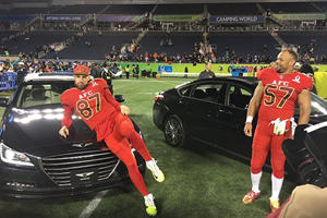 What Kind Of Cars Did The NFL Give To Its Pro Bowl MVPs?