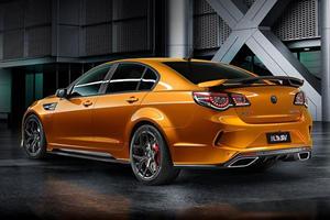 The Final HSV Models Prove Australians Build The Coolest Cars