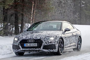 Wickedly Fast Porsche-Powered Audi RS5 Coming For AMG And M This June