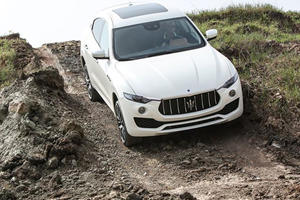 Maserati Issues Second Levante Recall Of 2017, This Time For Fire Risk
