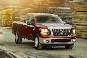 Nissan Completes Titan Lineup With King Cab Harpoon At Ford
