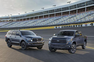 Toyota Revamps Two SUVs And Aging Tundra With Performance Packages