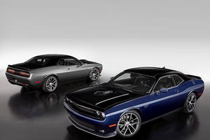 New Mopar '17 Dodge Challenger Is The Next-Best Thing To A Hellcat