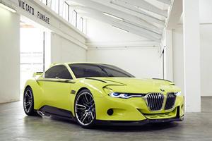New BMW Trademark Filing Hints At A Possible New Run Of CSL Models