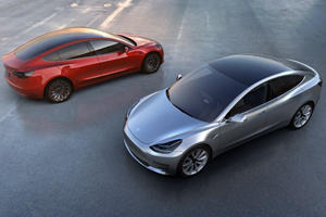 Elon Musk Reveals Possibility Of Tesla Model 3 P100D