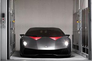 Lamborghini Teases Groundbreaking New Composite Ahead Of Geneva