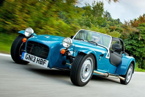 Will Caterham Defy Purists And Embrace EVs And Autonomous Tech?