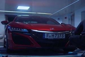 Turns Out It's Impossible To Dyno The Acura NSX Because Of Electric Torque
