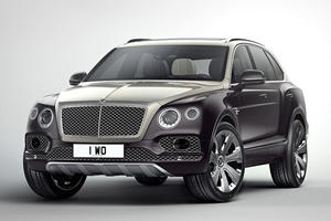 The Bentley Bentayga Is Now Even More Luxurious Thanks To Mulliner