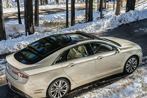 President Trump May Be The Only One Who Can Save The Lincoln MKZ