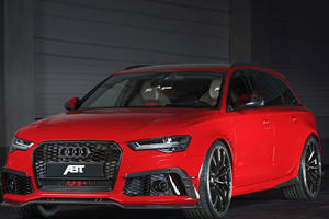 Only 50 Examples Of This Awesome Audi RS6+ Avant Will Be Built