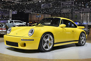 The 700-HP RUF CTR Is Directly Inspired By The Iconic Yellowbird