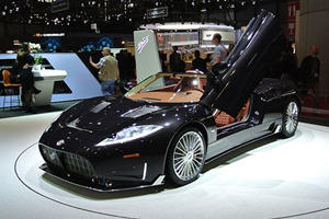 Spyker C8 Preliator Spyder Revealed With 600-HP Koenigsegg V8