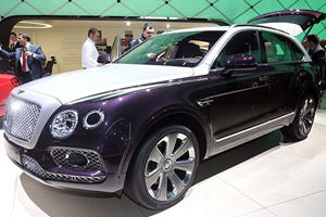 The Bentayga Mulliner Proves Bentley Still Makes The Luxury SUV To Beat