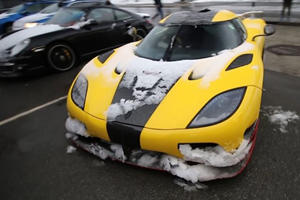 Koenigsegg Agera RS Owner Proves Supercars Can Be Driven In Winter